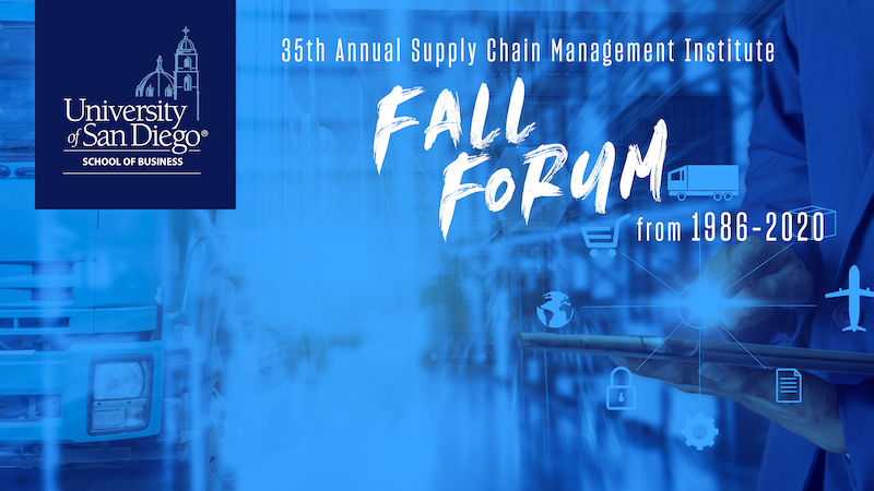 35th Annual Supply Chain Management Institute Fall Forum