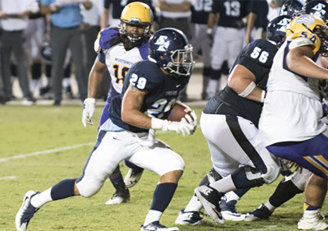 USD football opens PFL play against Dayton in a key early-season game.