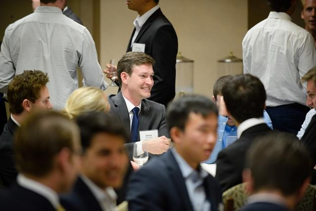 Undergraduate Real Estate Student and Alumni Dinner