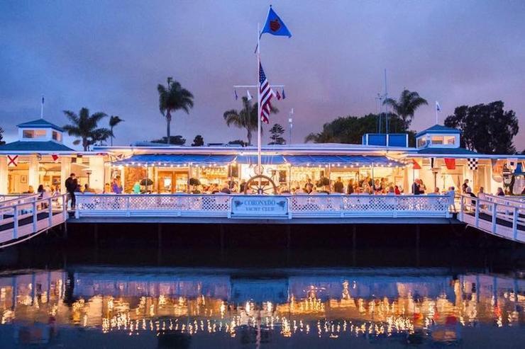 Coronado Island Yacht Club