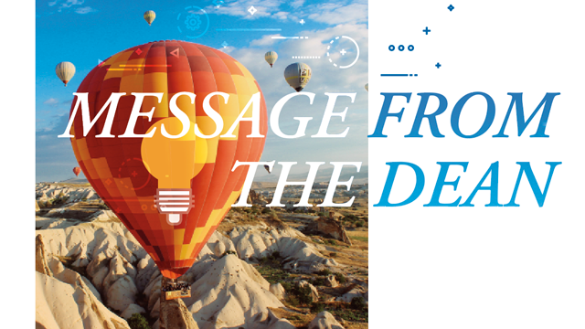 Message from The Dean - 2016 Kroc School Magazine