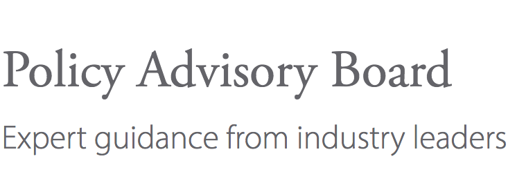 Policy Advisory Board