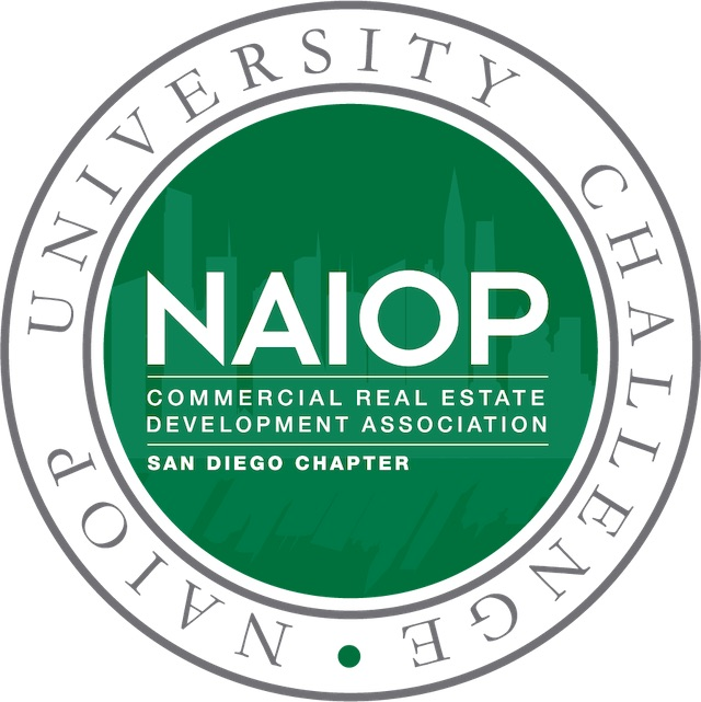 NAIOP University Challenge Logo