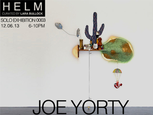 joe yorty crackle paint exhibit