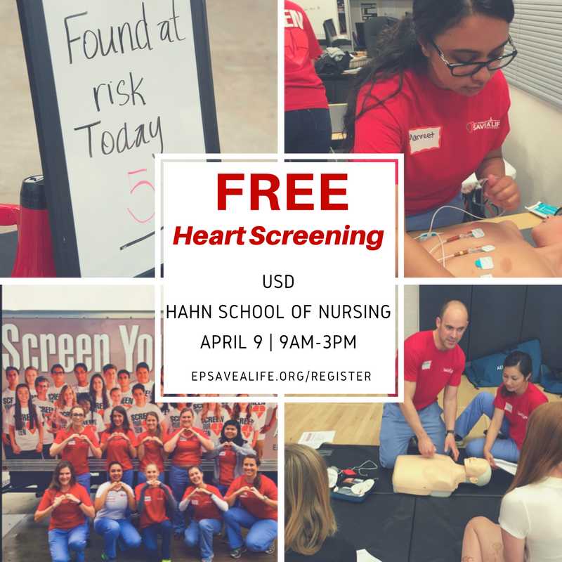 Free Heart Screening