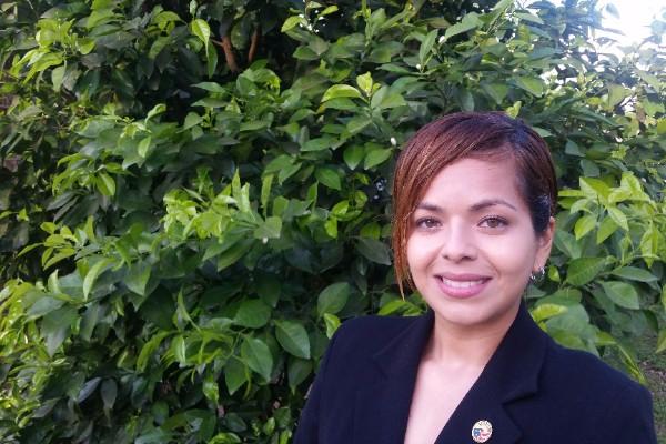 Alumna Vanessa Villa