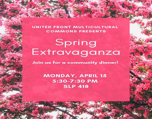 Spring Extravaganza