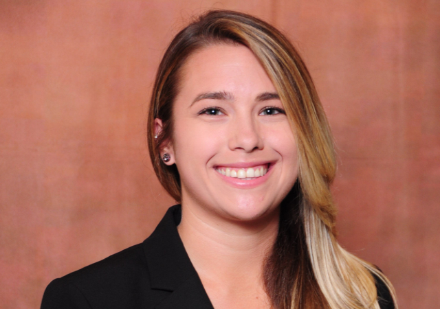USD School of Law 3L Student Ashley Fasano