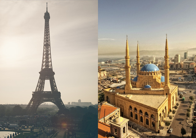 Paris-Beirut