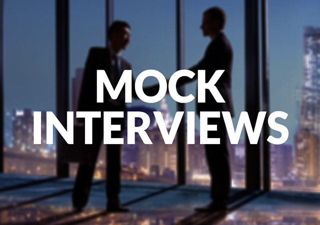 Mock Interviews logo