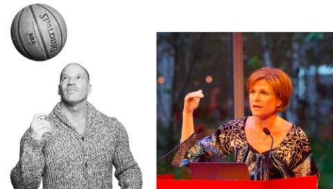 Jeffery Adler and Alison Gerlach