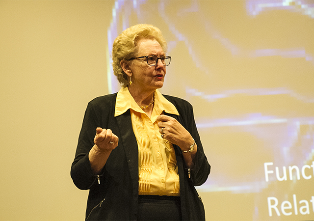 Dempsey lecture 2019: N. Katherine Hayles, PhD