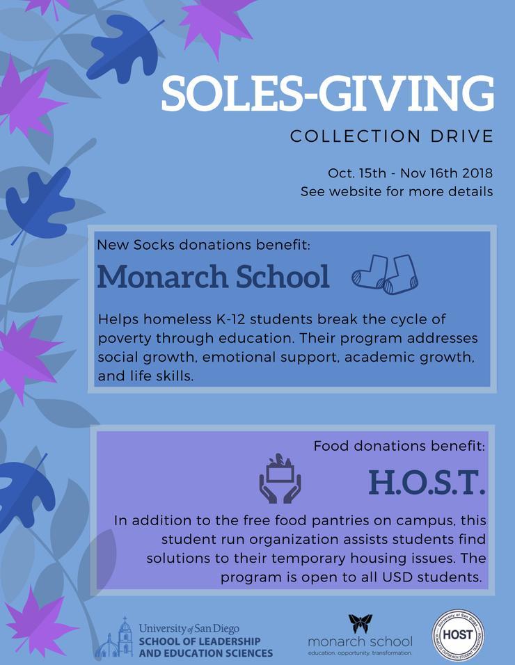 Soles-Giving 2018