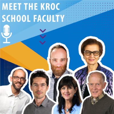 Faculty Podcasts