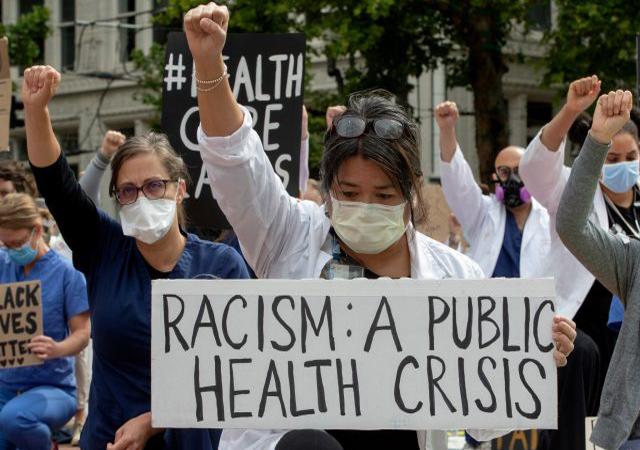 Racism-Public Health Crisis