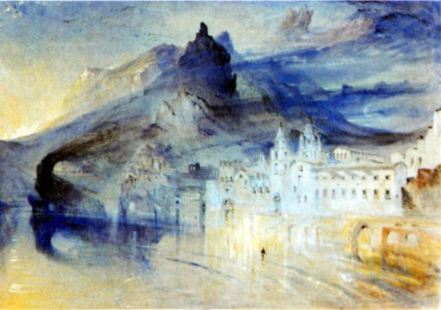 John Ruskin painting