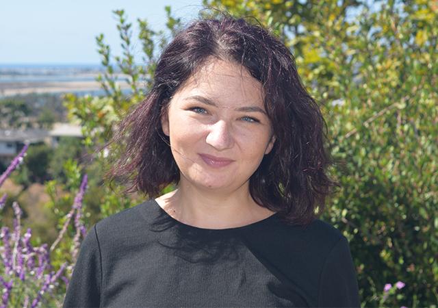 Roxana Cristescu, WPM