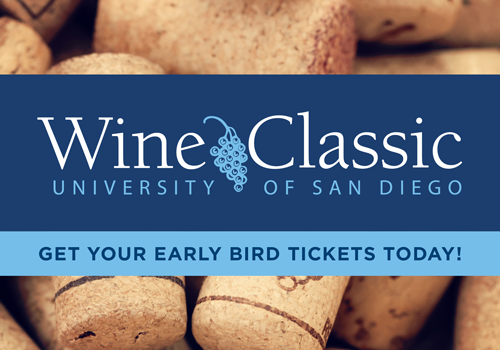 USD Wine Classic - Early bird tickets available today!