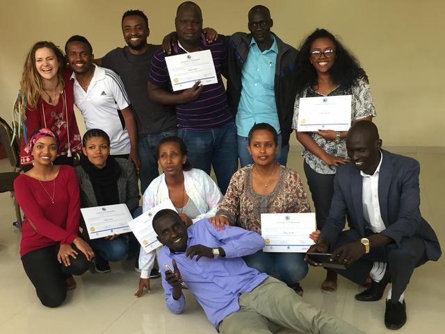 Trauma Informed Resiliency Training Class