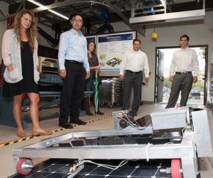 Showcase-Solar Panel Cleaner