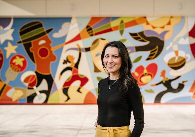 Changemaking Engineers - Dana Hernandez