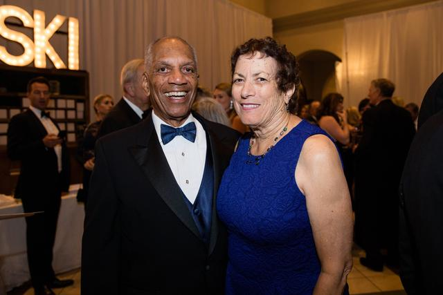 Les and Marilyn Williamson, USD Founder's Gala