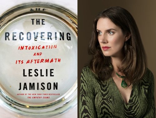 Leslie Jamison and her book The Recovering