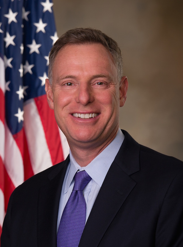 Congressman Scott Peters Headshot