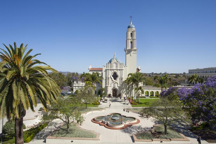 Photo of University of San Diego Campus