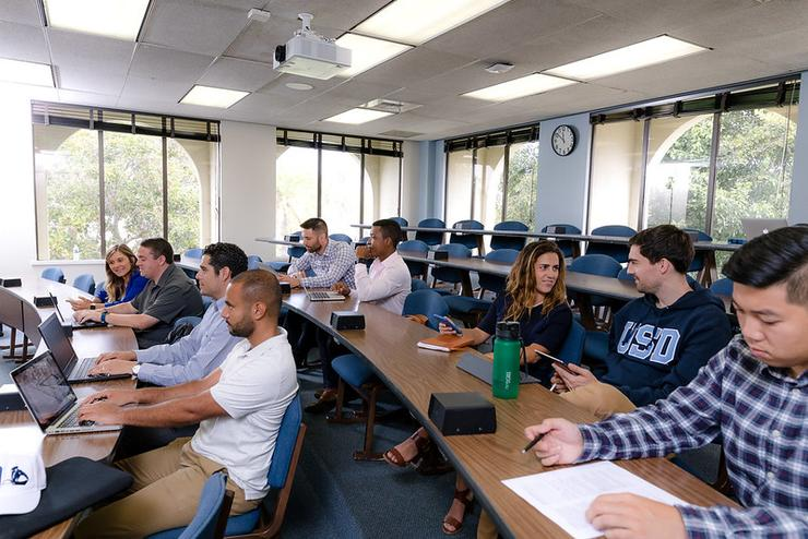 University of San Diego  Full Time MBA Program