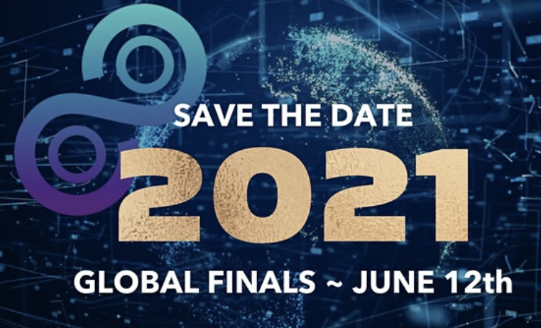 Save the Date Global Finals June 12