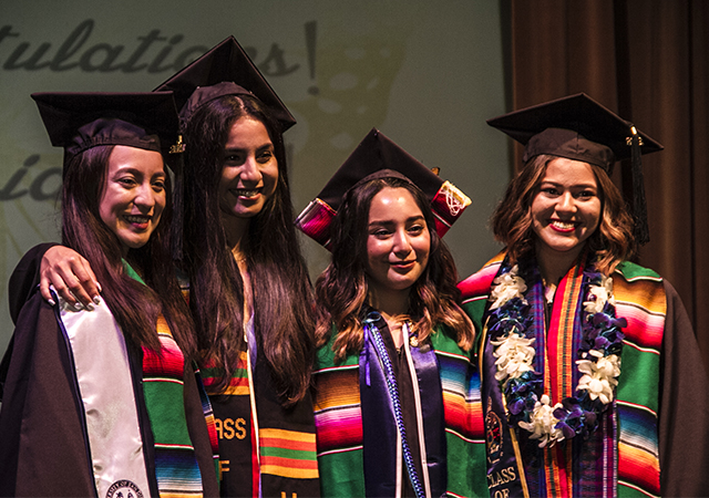 Latinx, Chicanx Grad Recognition Ceremony 2018