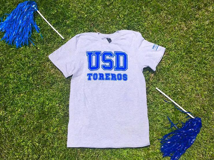 It's the third annual Torero Takeover in San Diego on Saturday, June 8. Join your fellow Torero friends and meet new ones at one of more than 20 events throughout the county. Get this shirt, too!