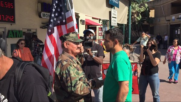 Deported veterans at the U.S.-Mexico border
