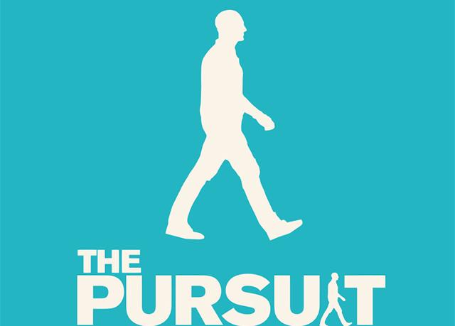 """The Pursuit"" Movie Poster logo"