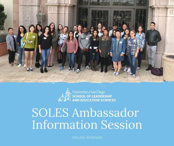 2019 SOLES Ambassadors