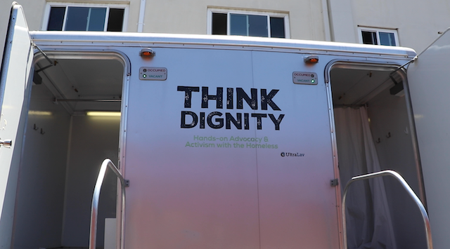 Think Dignity Shower