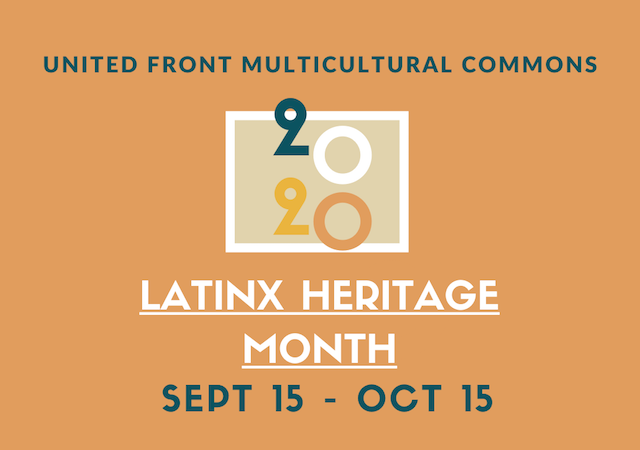 UFMC Latinx Heritage Month Celebration