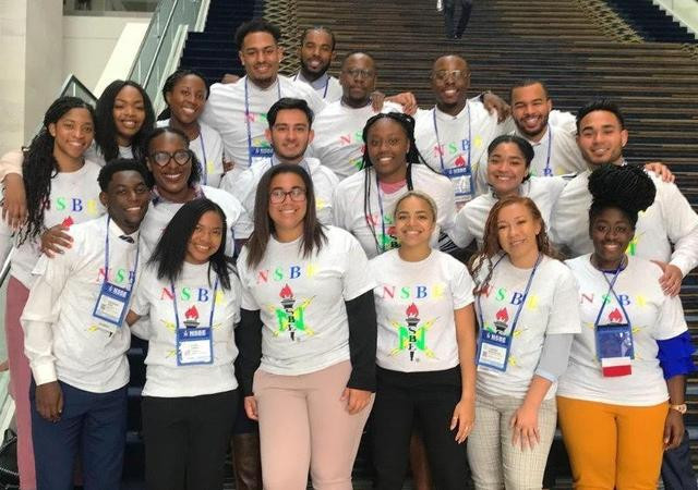 2019 National Society of Black Engineers USD chapter