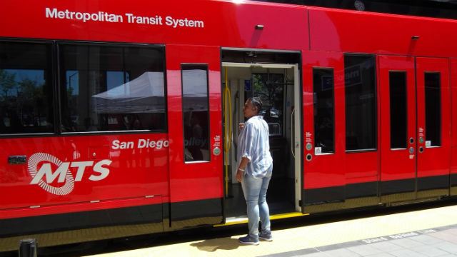 MTS Trolley