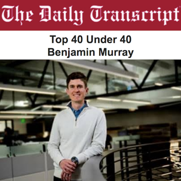 Benjamin Murray '11, '14 MSRE