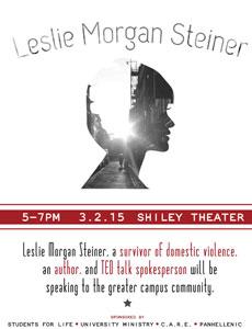 Leslie Morgan Steiner image