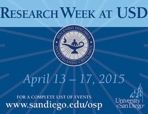 Research Week at USD