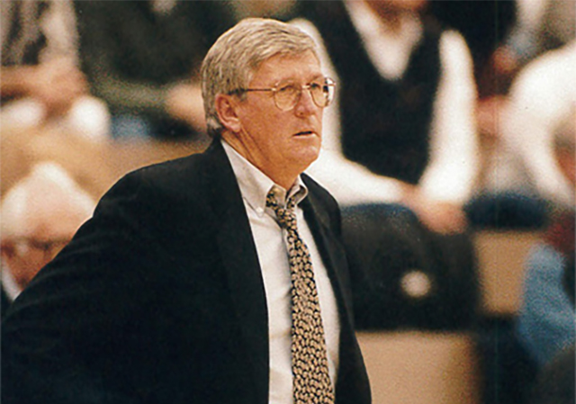 Hank Egan, former USD men's basketball coach, is a 2020 WCC Hall of Honor inductee.