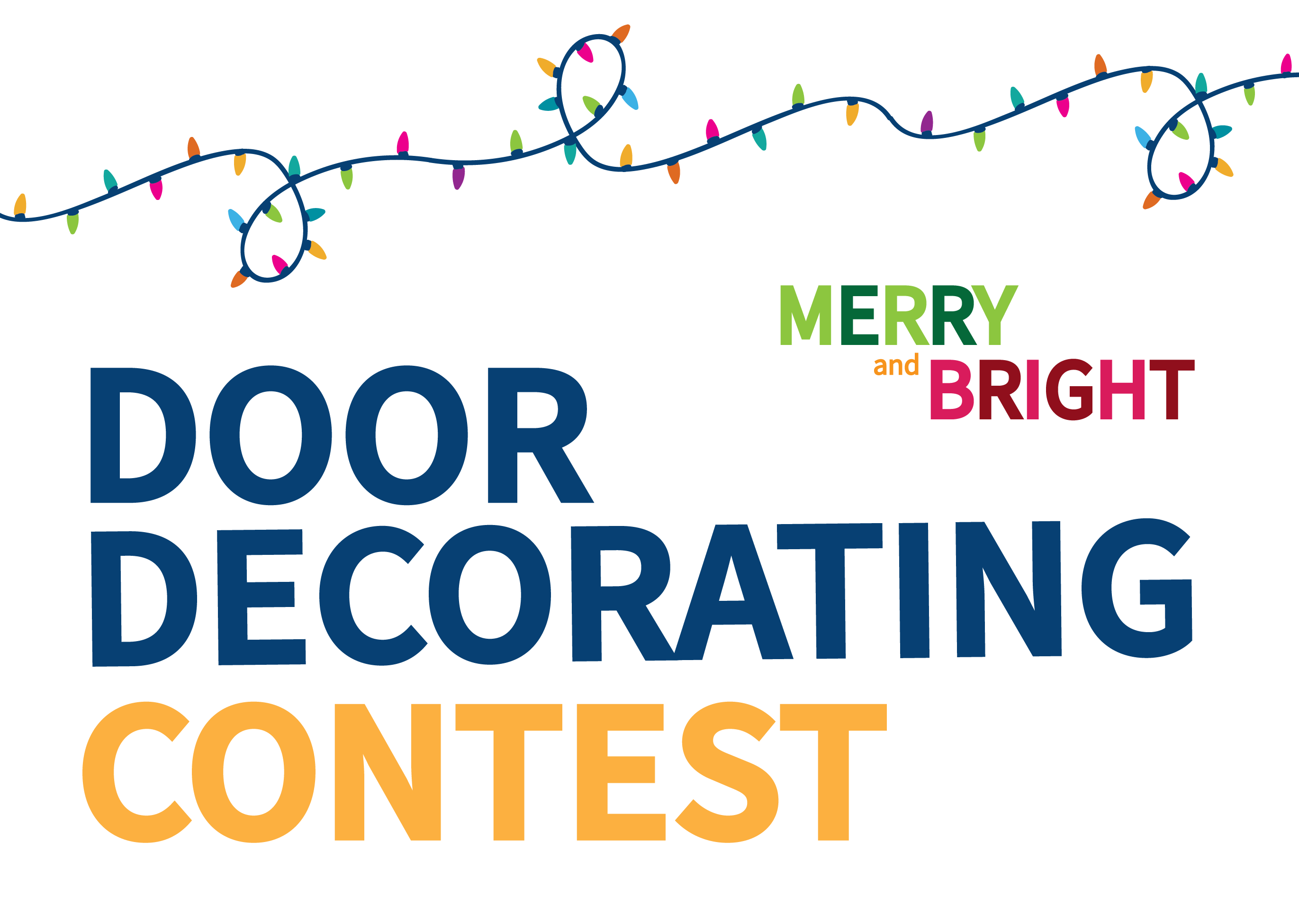 Door Decorating Contest Icon