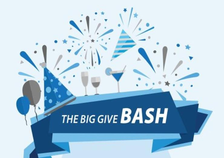 The Big Give Bash