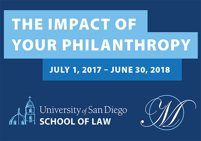 The Impact of Your Philanthropy