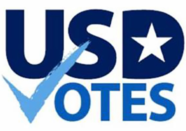 USD Votes Program logo