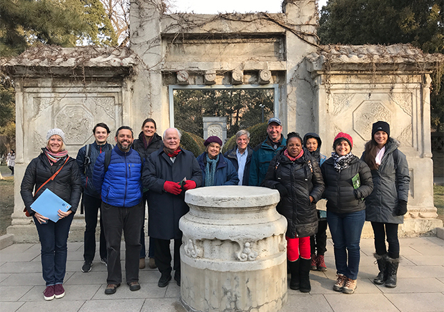 CCTC Faculty-Staff in China