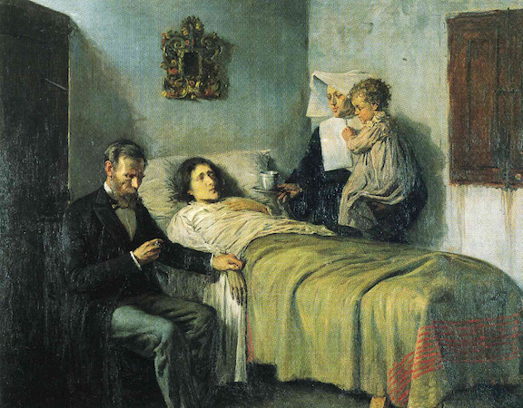 Science and Charity - Picasso